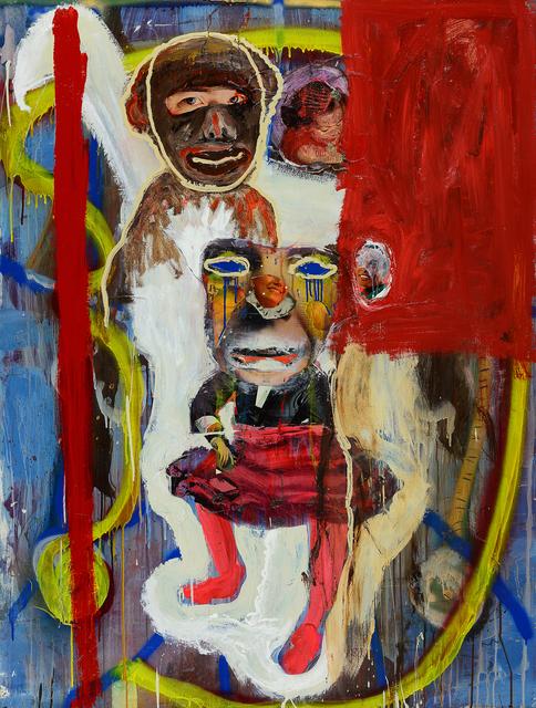 , 'Fu_k You,' 1998-2004, DETOUR Gallery