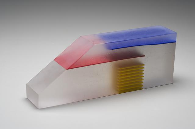 , 'UNTITLED (BULLSEYE GLASS),' 2005, Traver Gallery