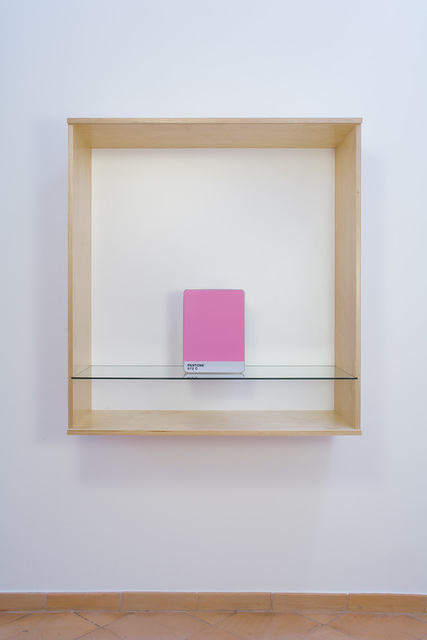 , 'Untitled (Pantone 672 C),' 2016, Vistamare