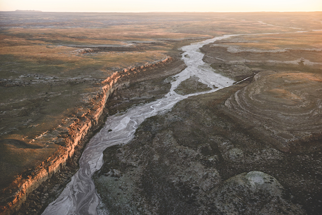 Jamey Stillings, '31071, 9 September 2015 San Juan Basin, New Mexico', 2015-Printed 2017, Houston Center for Photography Benefit Auction