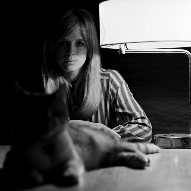 , 'Marianne Faithfull,' 1966, Snap Galleries