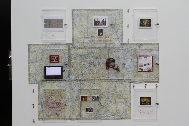 , 'Jack Pound Financial Art Project (Rickshaw),' 2008-2012, Baró Galeria
