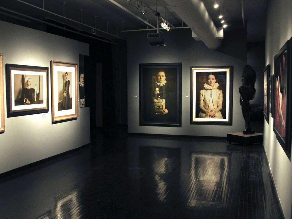 """Celebrating Women Artists,"" featuring Romina Ressia."