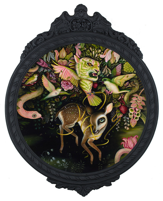 , 'The Rescue,' , Corey Helford Gallery