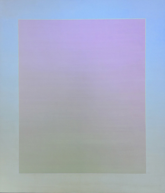 Shingo Francis, 'Reflections (cerulean, emerald & violet)', 2019, Gallery LEE & BAE