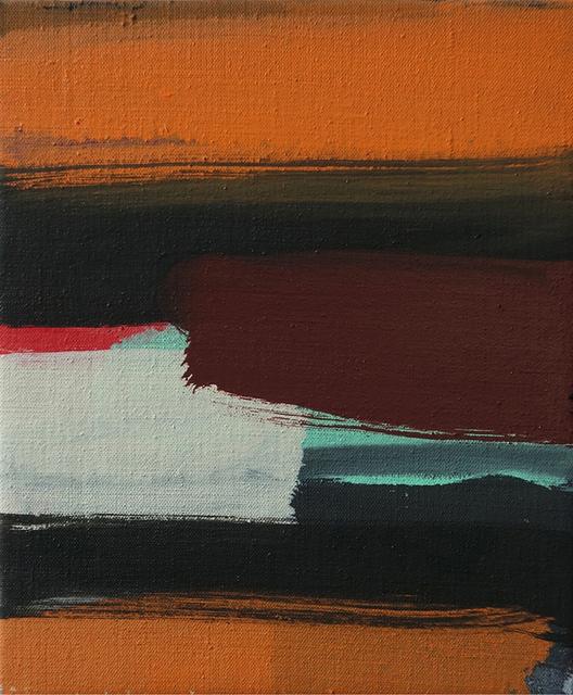 , 'Sunset,' 2016, Anita Shapolsky Gallery