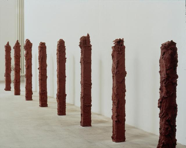 , 'Property Values II (8 pieces),' 1989, Galerie Isabella Czarnowska