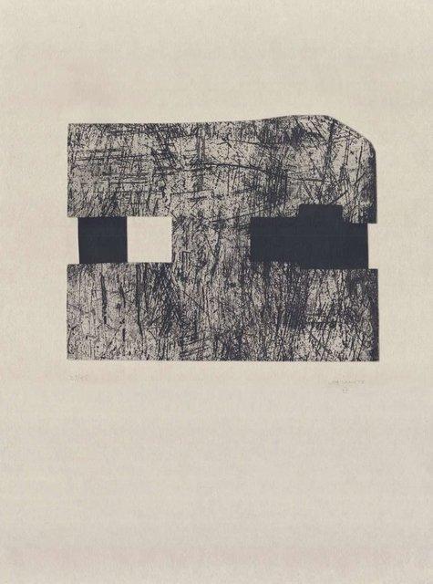 Eduardo Chillida, 'Munich van der Koelen 94015', 1990-2000, ARTEDIO