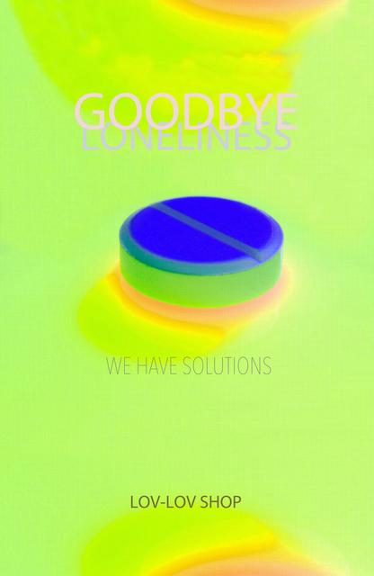 , 'Goodbye Loneliness,' 2019, de Sarthe Gallery