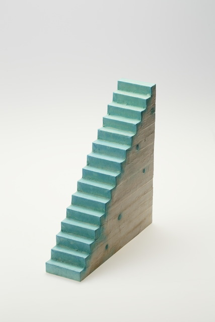, 'Relation - Optic Stairway Time, with Verdigris,' 2014, SNOW Contemporary