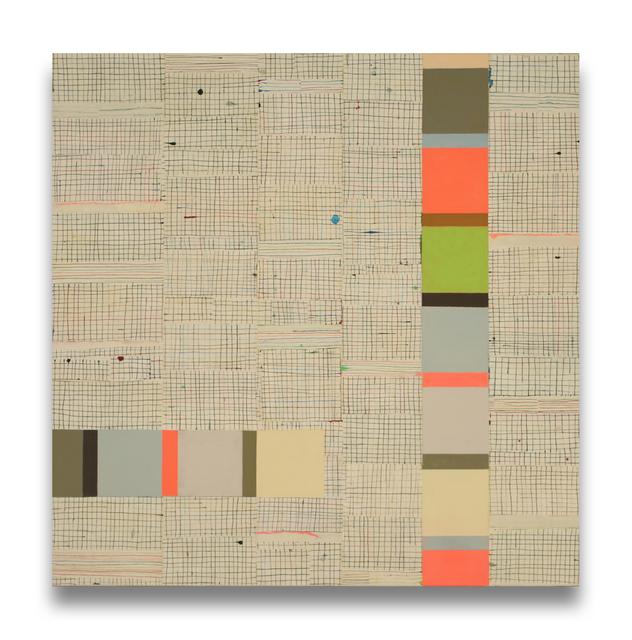 Elizabeth Gourlay, 'Letter with acrobats', 2011, IdeelArt