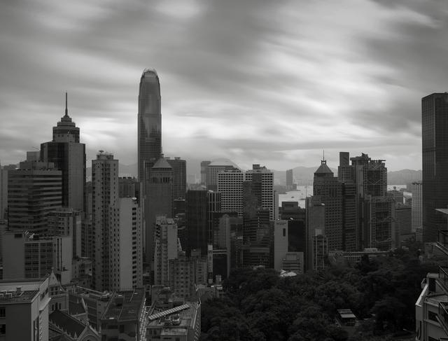 , 'August 1st, 10 am, Hong Kong - 2007,' 2007, Contemporary by Angela Li