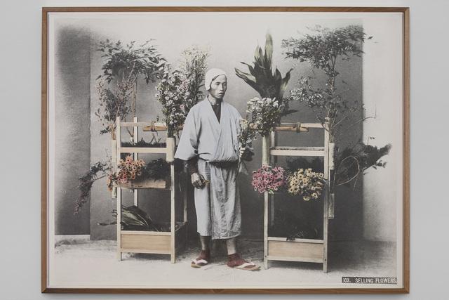 , 'Selling Flowers,' 2018, Vistamare/Vistamarestudio