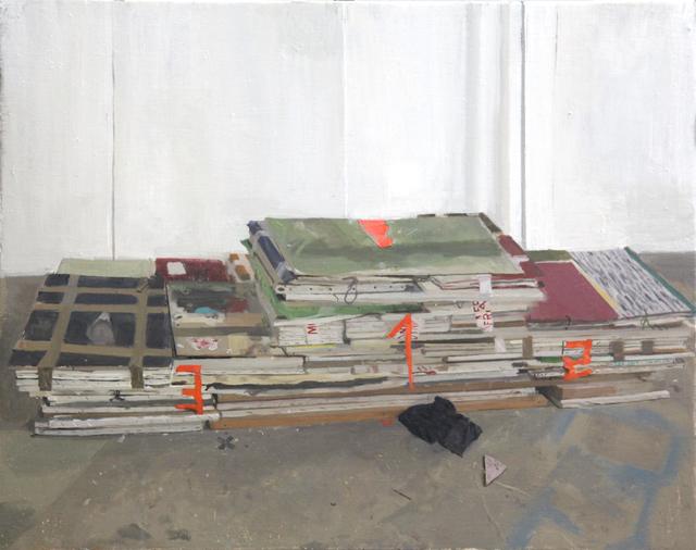 , 'Untitled ,' 2012, Hidde Van Seggelen
