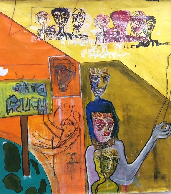 , 'Evolution,' 2018, Tanya Baxter Contemporary
