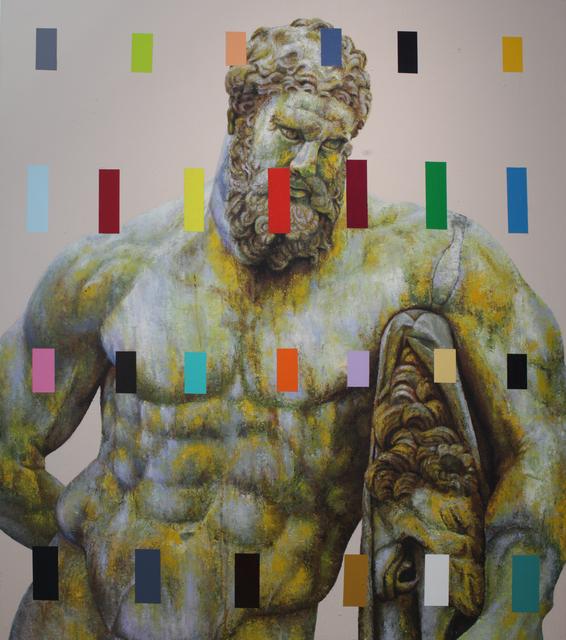 , '#12 Hercules,' 2017, Affinity ART