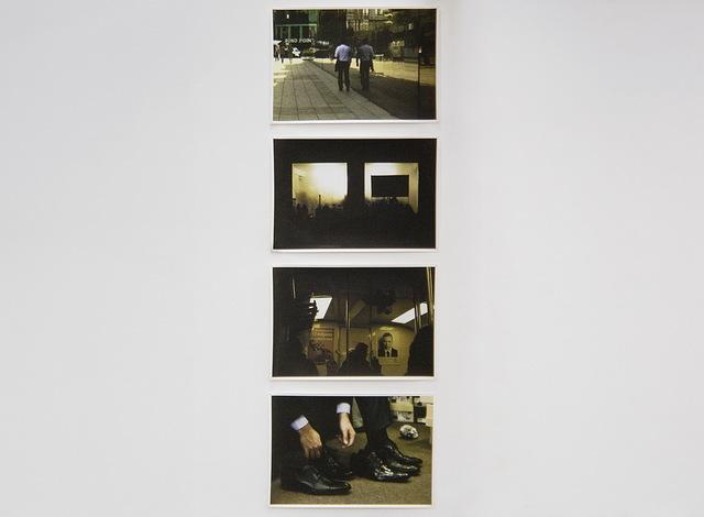 , 'Ataques Selvagens de Cinismo: Arte e a sofisticação da linguagem ao poder,' 2013, Cavalo