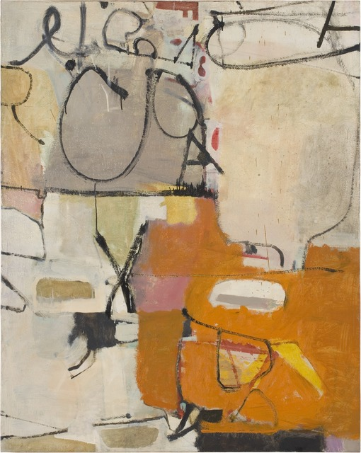 Richard Diebenkorn, 'Untitled (Albuquerque),' 1951, Richard Diebenkorn Foundation