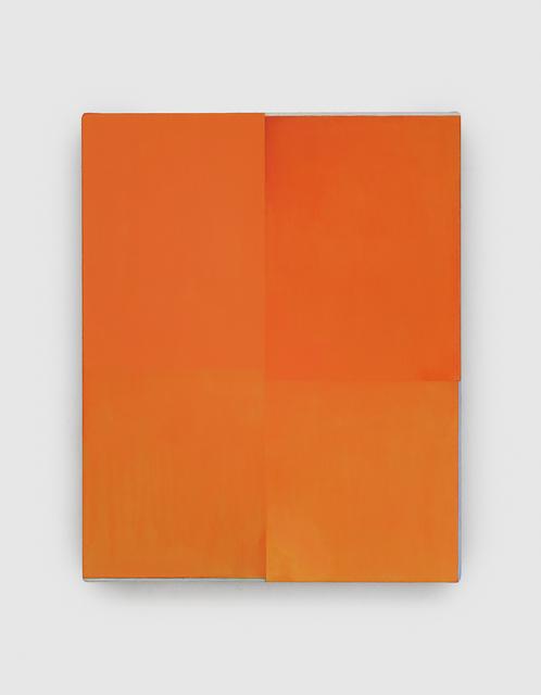 Nathlie Provosty, 'Untitled (iv)', 2018, The Milton Resnick and Pat Passlof Foundation