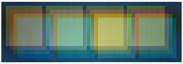 , 'Color aditivo Yuruani,' 2017, Marion Gallery