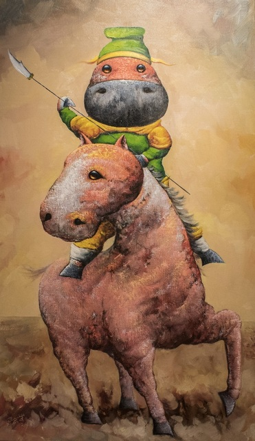 , 'Guan Yu-WZW0089,' , Art WeMe Contemporary Gallery