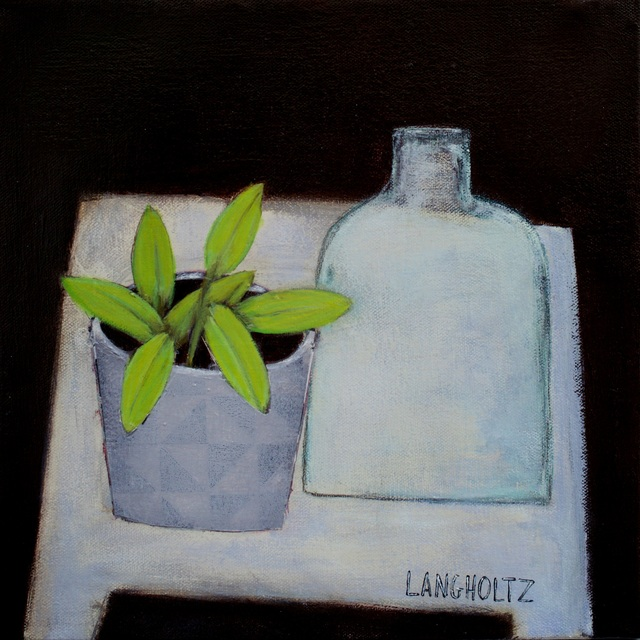 , 'Potted,' , Davis Gallery & Framing