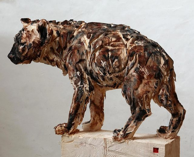 , 'Hyena,' 2019, Absolute Art Gallery