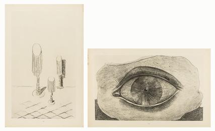 La Roue de la lumière; Entre dans les continents (two works)