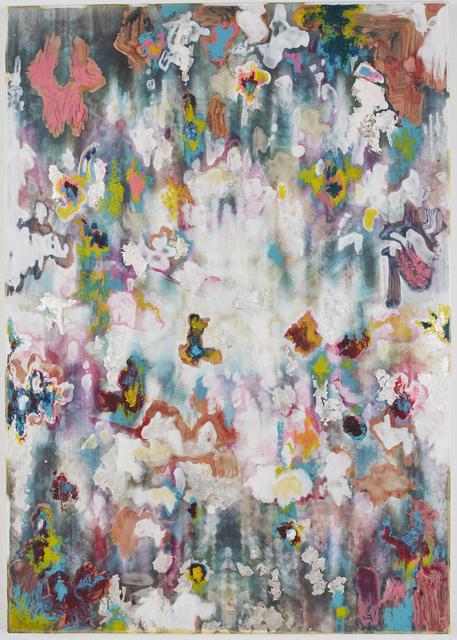 , 'Phosphenes - On the Pad,' 2015, Garis & Hahn