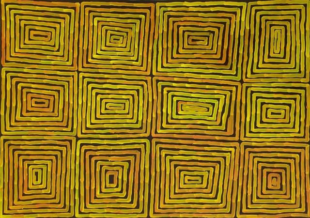 , 'Tingari,' , Wentworth Galleries