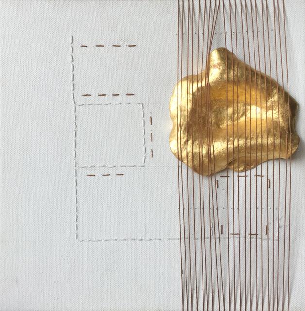 , 'Tender Golden Plate 06,' 2015, Art Vietnam Gallery