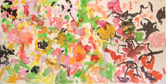 , 'Echappées 6886,' 2017, Galerie Marie-Robin