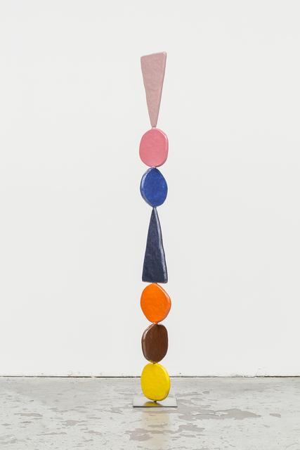 , 'Scrambled Combination I,' 2019, Conduit Gallery