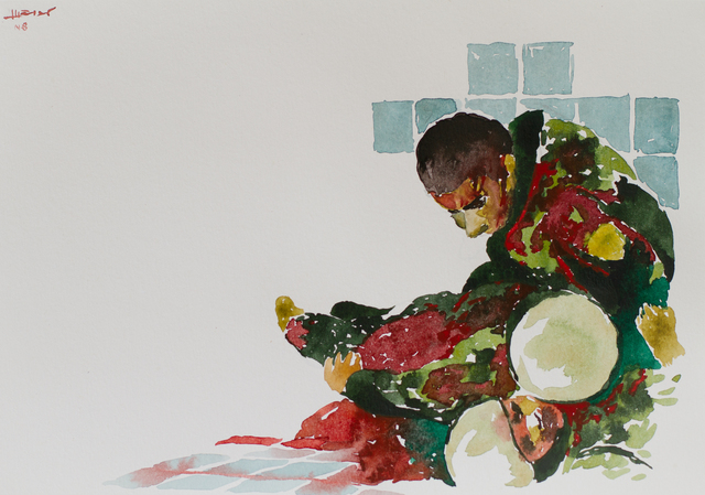 , '№8,' 2014, ArtSvit