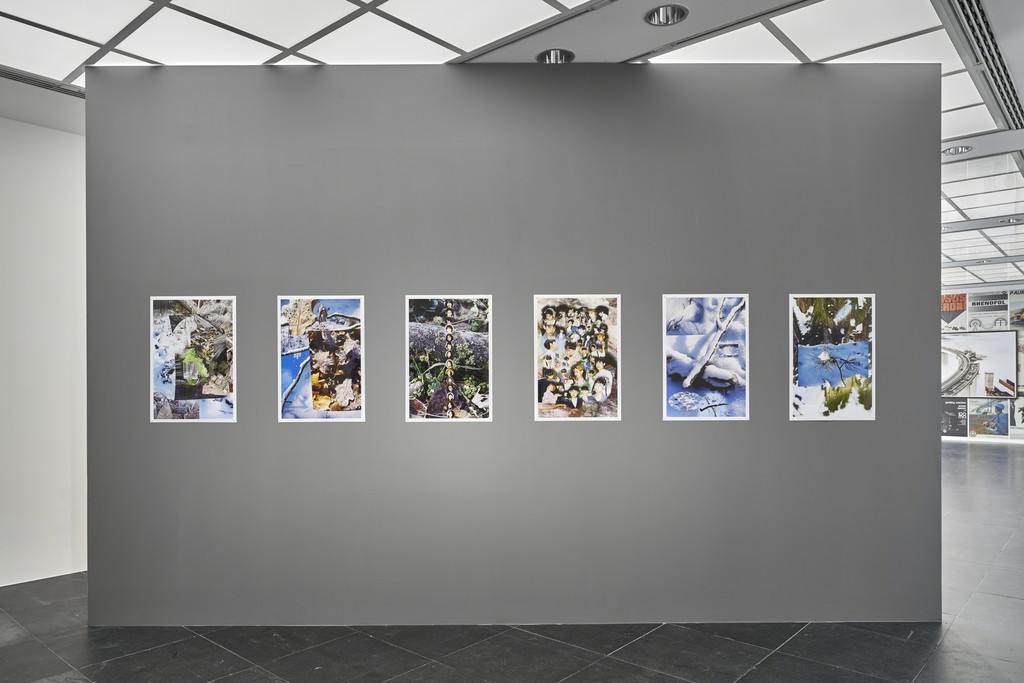 Kai Oh, It Changes, 2015, Installation view Frankfurter Kunstverein, 2018, Photo: N. Miguletz, © Frankfurter Kunstverein, Courtesy of the artist