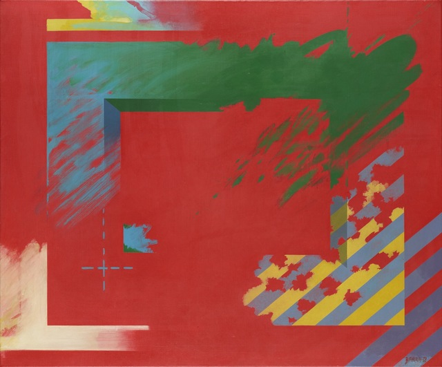 , 'Untitled,' 1973-1975, Belvedere 21
