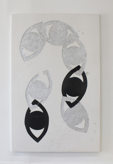 Erin Morrison, 'Eye Chain, Silver', 2017, Ochi Projects