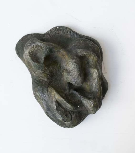Germán Cueto, 'Máscara Abstracta, n/d', ca. 1960, Sculpture, Polychrome plaster, Páramo