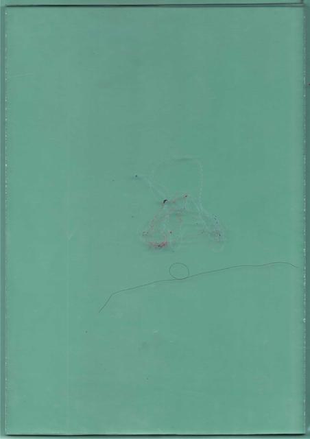 , 'Scan Project dari 'Tak Berakar Tak Berpucuk' # 08,' 2012-2016, Nadi Gallery