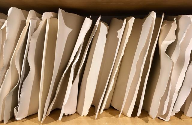 , 'Individual Sheets,' 2013, Beatriz Esguerra Art