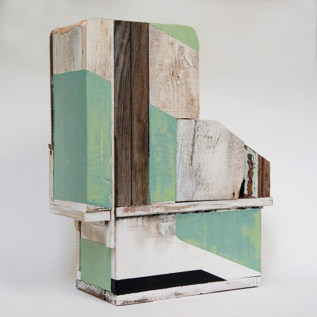 , 'Do Not Open,' 2018, SHIM Art Network