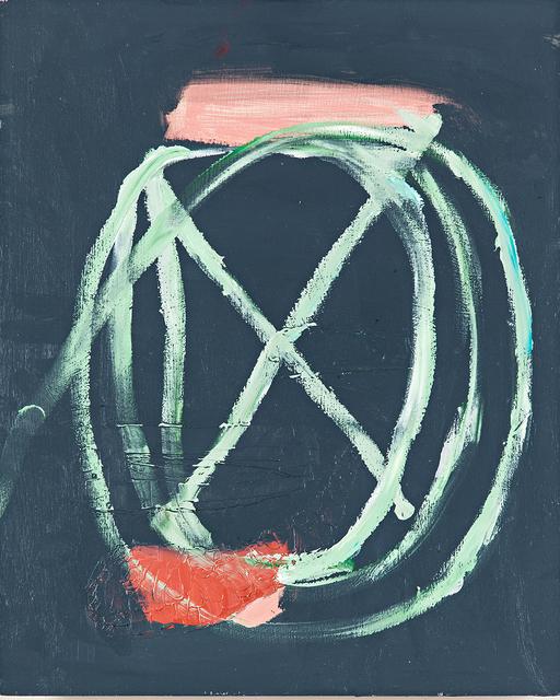 , 'Circle X,' 2013, Vera Munro