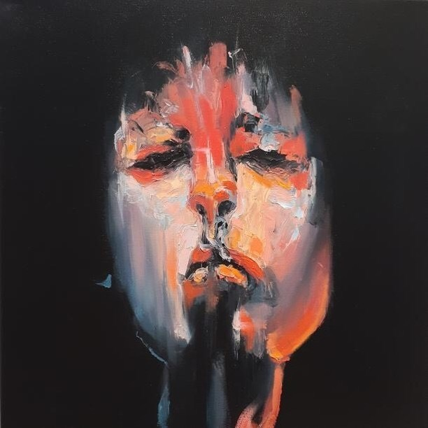 ", '""Scrambled"",' 2019, Emily Harding Gallery"