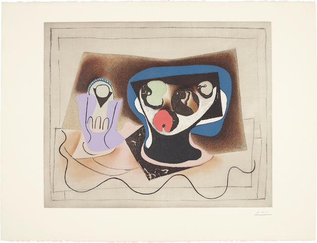 Pablo Picasso, 'Le Verre d'absinthe (Absinthe Glass)', 1972, Phillips
