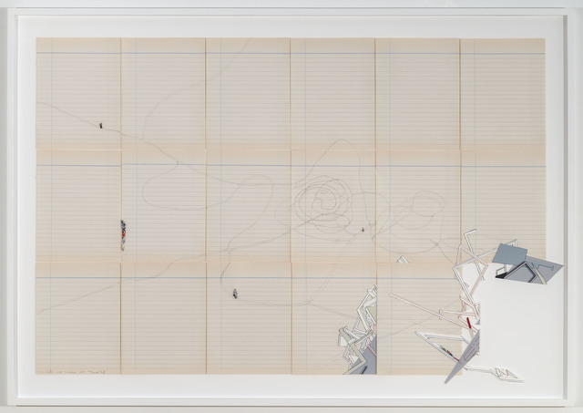 , 'Through That,' 2017, Johannes Vogt Gallery