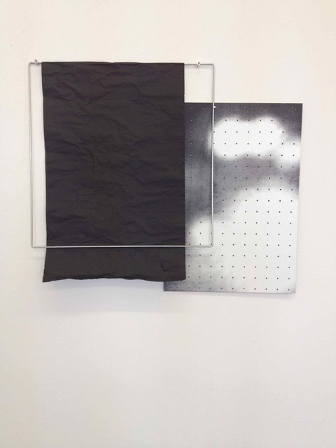 , 'Untitled (Wall),' 2015, Travesia Cuatro