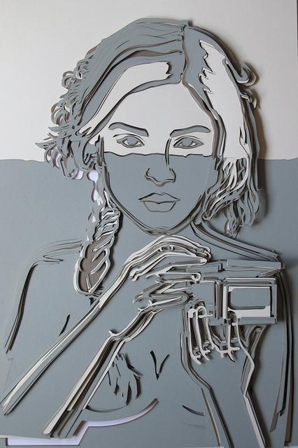 """ESRA CARUS, '""""Pandora'nın Kutusu"""" // """"Pandora's Box""""', 2015, KUAD GALLERY"""