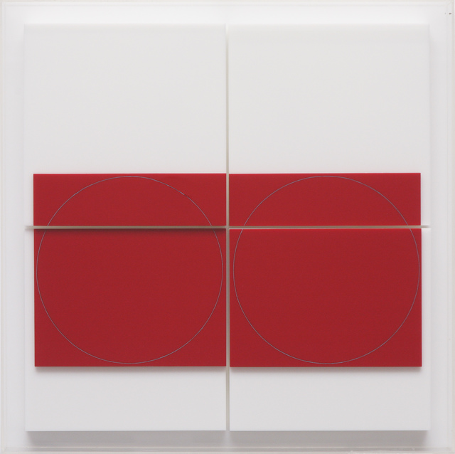 , 'Wall Relief #15,' 1975, David Richard Gallery