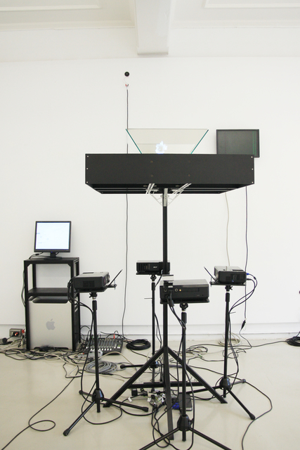 , 'Vertigo (AKI Gallery version),' 2010, Aki Gallery