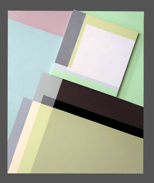 , 'Decisive ,' 2015, AH Contemporary
